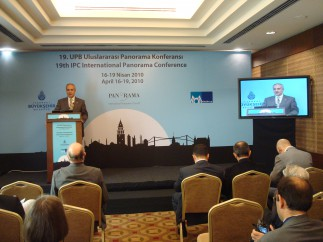 International Panorama Conference 2010, Istanbul