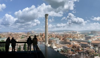 Yadegar Asisi's new Panorama of ancient Rome