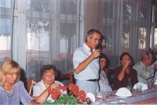 Founding meeting Szeged 1992