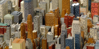 The Panorama of the City of New York at Queens Museum